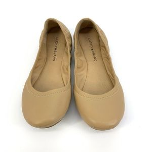 Lucky Brand Erin Ballet Flats